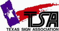 Sign Company Dallas | Custom Signs Dallas | Hancock Sign Company Dallas | Logo for Texas Sign Association