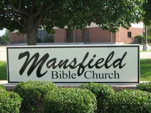 Church Signs in Dallas TX and Surrounding Areas | Hancock Sign Company | Mansfield Bible's New Sign